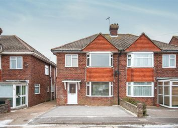 Thumbnail 3 bed semi-detached house for sale in Hailsham Road, Polegate