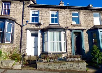 Thumbnail 2 bedroom terraced house to rent in Windermere Road, Kendal, Cumbria