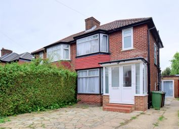 Thumbnail 3 bedroom semi-detached house to rent in Anmersh Grove, Stanmore