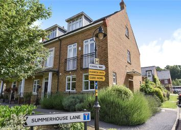Thumbnail 4 bed end terrace house for sale in Summerhouse Lane, Harefield, Uxbridge, Middlesex