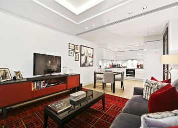 Thumbnail 1 bed flat to rent in Trinity House, 377 Kensington High Street, Kensington, London