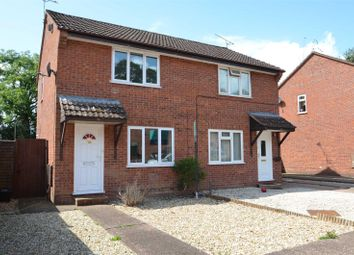 Thumbnail 2 bedroom semi-detached house for sale in Tamarind, Willand, Cullompton, Devon