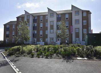 Thumbnail 1 bed flat for sale in Cranberry Court, Hampton Centre, Peterborough