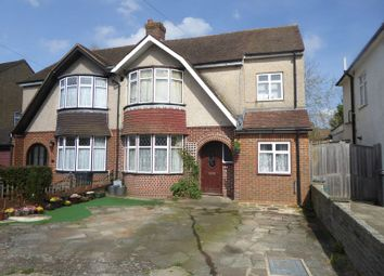 Thumbnail 4 bedroom semi-detached house for sale in Thornton Crescent, Old Coulsdon, Coulsdon