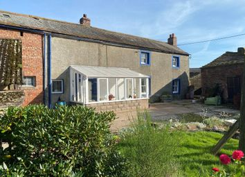 Thumbnail 3 bed cottage for sale in Lessonhall, Wigton