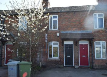 Thumbnail 2 bed cottage to rent in Barnby Crossing, Newark