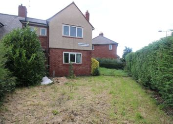 Thumbnail 3 bed semi-detached house for sale in Stephenson Road, High Heaton, Newcastle Upon Tyne