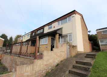 Thumbnail 3 bed end terrace house to rent in Churchill Avenue, Chatham