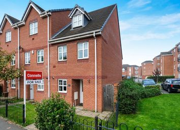 Thumbnail 3 bed town house for sale in Hurst Lane, Tipton