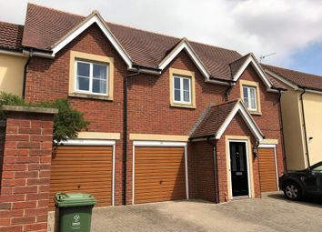 Thumbnail 2 bed semi-detached house for sale in Doulton Close, Swindon