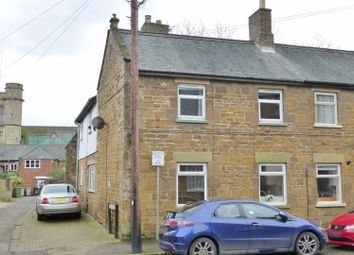 Thumbnail 2 bedroom terraced house for sale in North Street West, Uppingham, Oakham