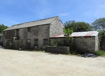 Thumbnail 1 bed detached house for sale in Trenithon, Summercourt, Newquay