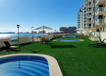 Thumbnail 2 bed apartment for sale in La Manga, Alicante, Spain
