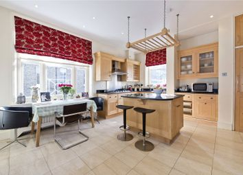 Thumbnail 4 bed flat for sale in Wetherby Mansions, Earls Court Square, London