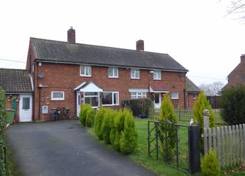 Thumbnail 3 bed property for sale in Folly Hill, North Owersby, Market Rasen