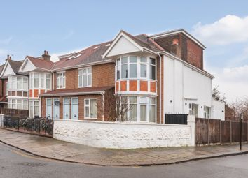 Thumbnail 4 bed flat for sale in Kingsbridge Avenue, London
