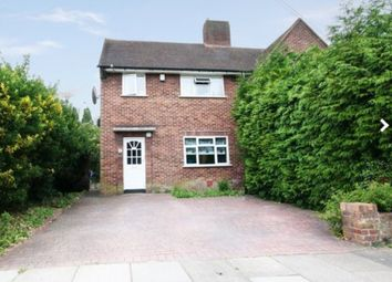 Thumbnail 3 bed semi-detached house to rent in Biddenden Way, London