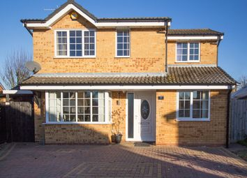 Thumbnail 5 bedroom detached house for sale in Eland Way, Cherry Hinton, Cambridge