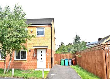 Thumbnail 3 bed semi-detached house for sale in Metcombe Way, Manchester