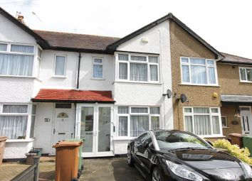 Thumbnail 2 bed terraced house for sale in Hamilton Avenue, North Cheam, Sutton