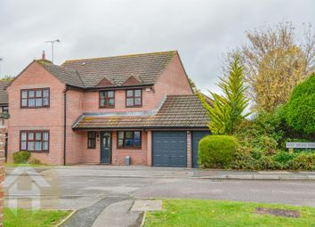 Saltspring Drive, Royal Wootton Bassett, Swindon SN4. 5 bed detached house for sale