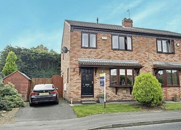 Thumbnail 3 bed semi-detached house for sale in Beech Close, Burstwick, Hull