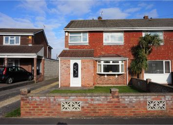 Thumbnail 3 bed semi-detached house for sale in Harrington Road, Stockwood