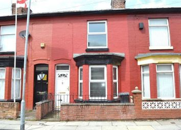 Thumbnail 2 bedroom terraced house for sale in Kilburn Street, Liverpool