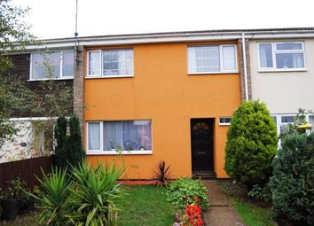 Thumbnail 3 bed terraced house for sale in King's Lynn, Norfolk