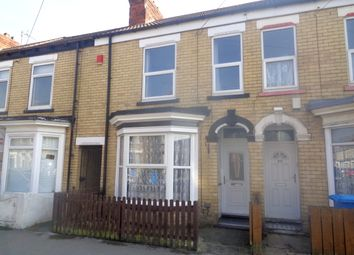 Thumbnail 4 bed terraced house for sale in Walgrave Street, Hull