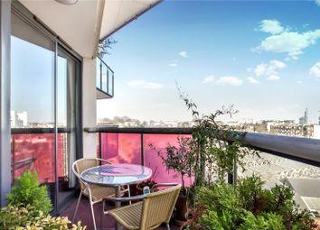 Thumbnail 1 bed flat for sale in Cubitt Court, 100 Park Village East, London
