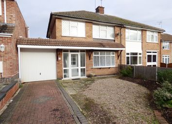 Thumbnail 3 bed semi-detached house to rent in Chillaton Road, Whitmore Park, Coventry