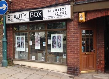 Thumbnail Retail premises for sale in High Street, Edwinstowe, Mansfield