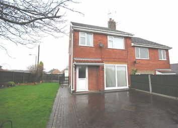 Thumbnail 3 bed semi-detached house for sale in New Road, Codnor Park, Ironville, Nottingham