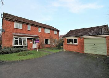 Thumbnail 4 bed detached house for sale in Wain Close, Alcester