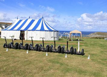 Thumbnail Leisure/hospitality for sale in Cornwall Segway, Princes Street, Truro