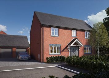 Thumbnail 4 bed detached house for sale in Hunters Grove, Cambridge Road, Puckeridge, Herts