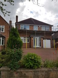 Thumbnail 4 bed detached house to rent in Bedford Road, Sutton Coldfield