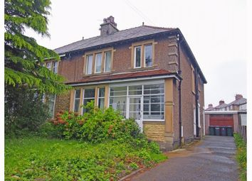 Thumbnail 1 bed flat for sale in Heysham Road, Heysham, Morecambe