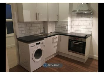 Thumbnail 1 bed flat to rent in Merton High Street, London
