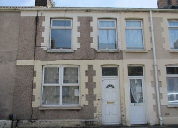Thumbnail 3 bed terraced house for sale in Borough Street, Port Talbot, Neath Port Talbot.