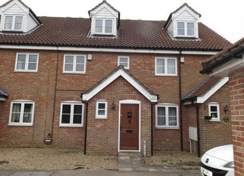 Thumbnail 4 bed property to rent in Millers Square, Chapel Road, Attleborough