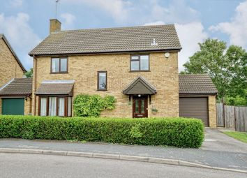 Thumbnail 4 bedroom detached house for sale in Newton Road, Sawtry, Cambridgeshire.