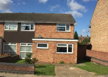 Thumbnail 3 bedroom semi-detached house to rent in Wallace Road, Ipswich