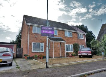 Thumbnail 5 bedroom detached house for sale in Nunnery Drive, Thetford