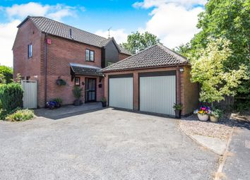 4 bed detached house for sale in Bridgewater Drive, Great Glen, Leicester LE8
