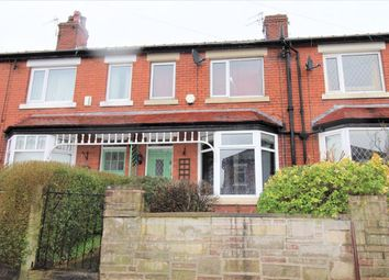 Thumbnail 2 bed terraced house to rent in Hillcrest Drive, Heaton Chapel, Stockport