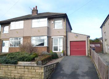 Thumbnail Semi-detached house for sale in Bronshill Grove, Allerton, Bradford