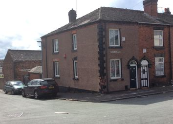 Thumbnail 2 bedroom terraced house to rent in Riley Street, Stoke On Trent
