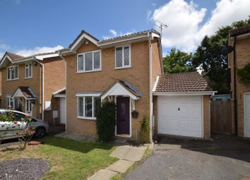 Thumbnail 3 bed detached house for sale in Elmwood Gardens, Eastbourne